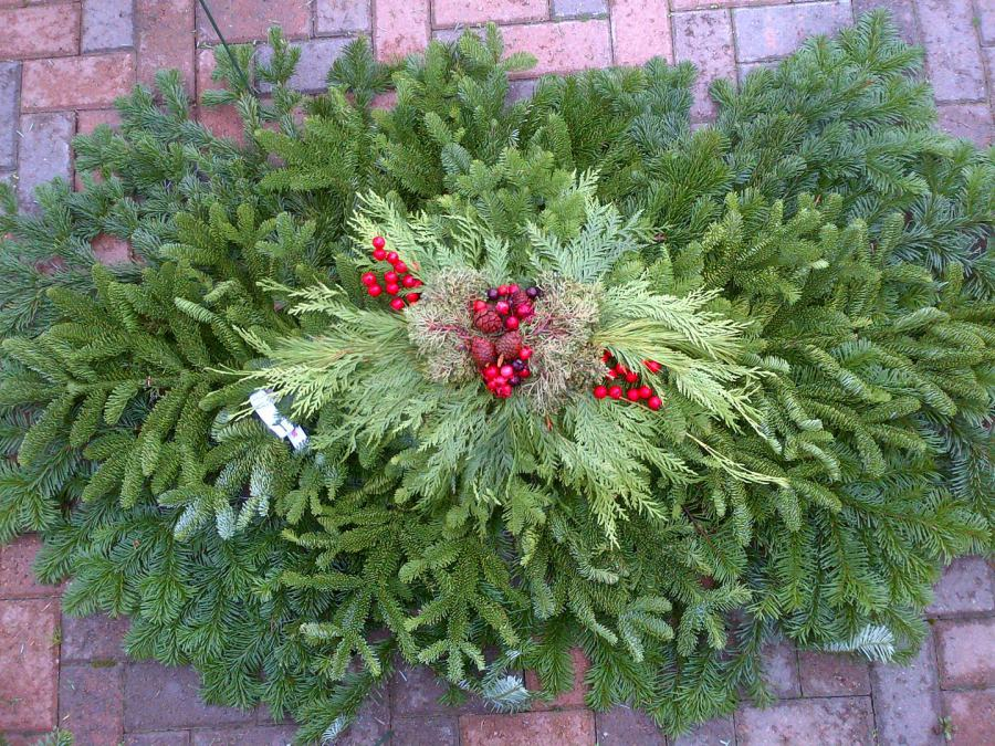 Christmas Grave Blankets For Sale Near Me.The Potted Plant Grave Blankets
